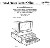 Computer - US Patent